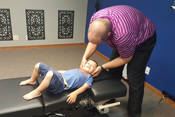 Chiropractic Care For Kids Services